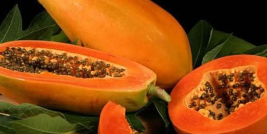 La papaye est un anti-vieillissement