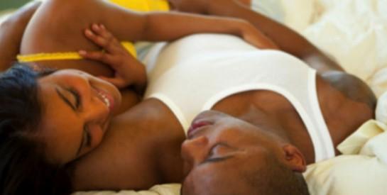 Faire l'amour, c'est bon pour la santé!