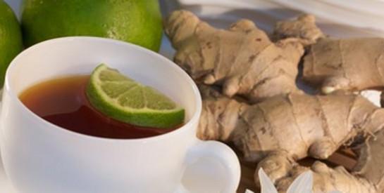 L'infusion au gingembre, la boisson qui fait maigrir!