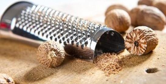 La noix de muscade, un concentré pharmaceutique