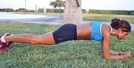 Le gainage   l`exercice efficace pour faire perdre du ventre 96787bdaea5