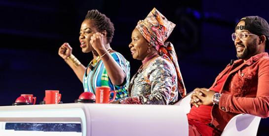 « L'AFRIQUE A UN INCROYABLE TALENT» le plus grand show télévisé c`est sur A+